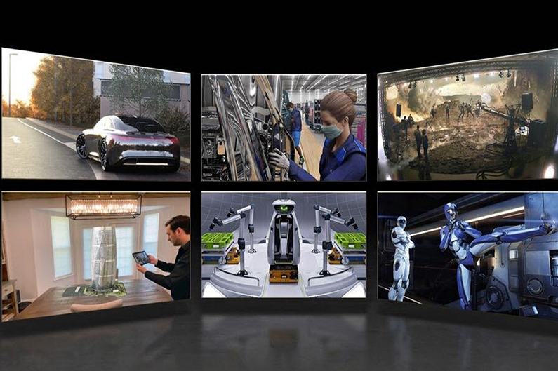 What Is the Metaverse?NVIDIA Omniverse