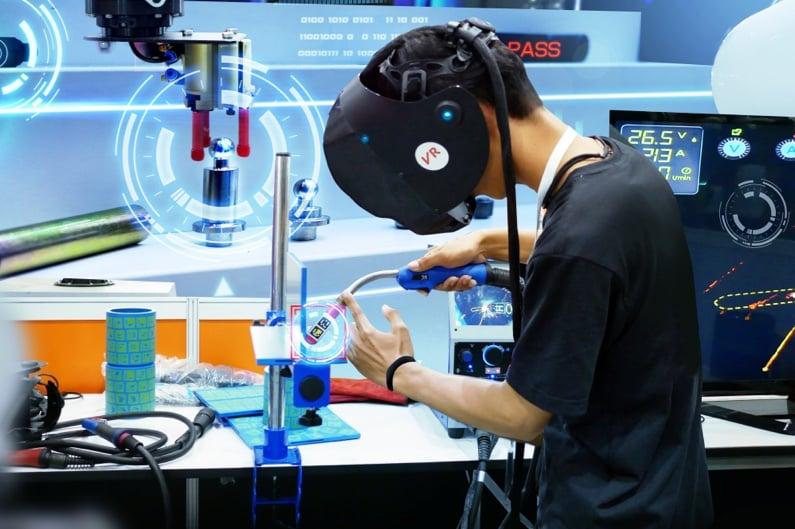 Formazione industriale grazie alla Realtà Virtuale