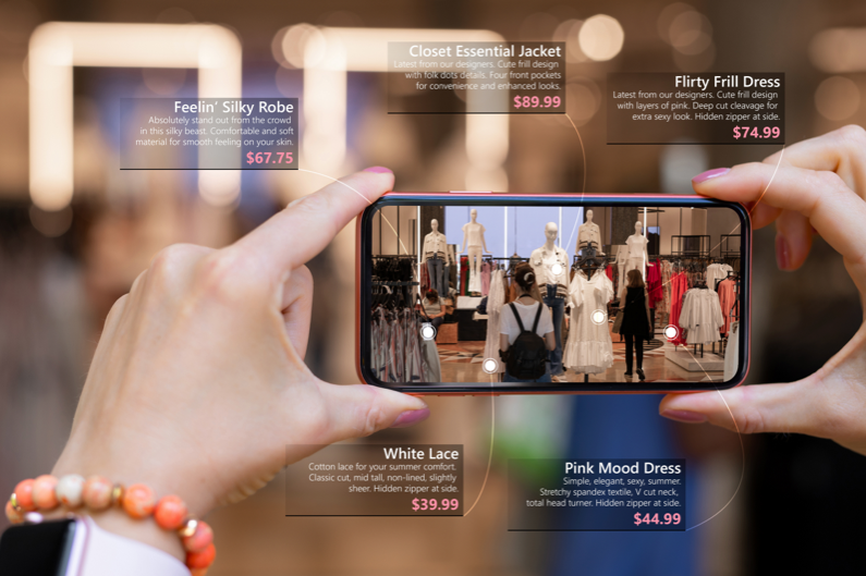 Esempi di shopping experience nel phygital retail