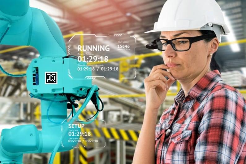 Controllo qualità con la Realtà Virtuale
