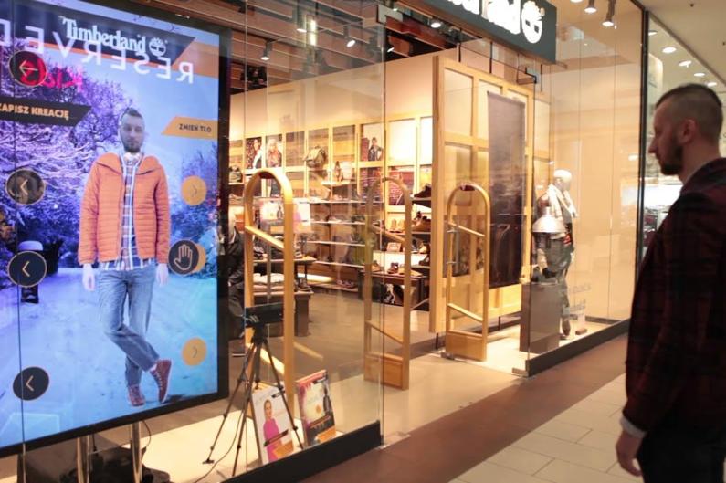 Realtà aumentata per il retail