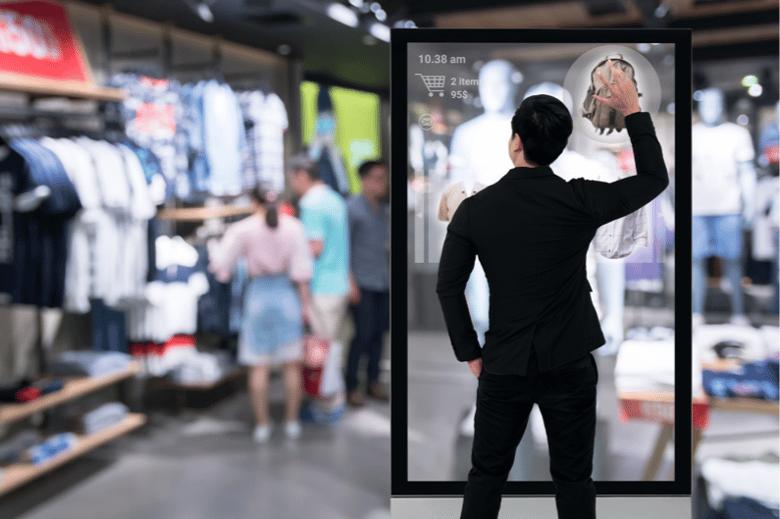 retail realtà aumentata