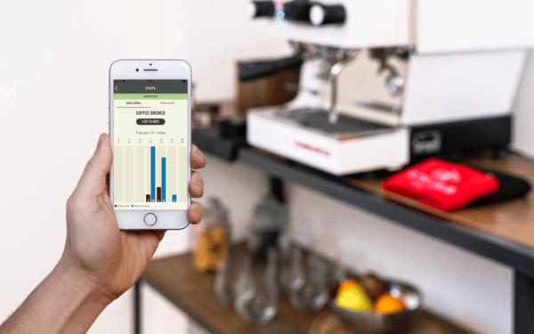 Il progetto App Home Experience sviluppato da Softec per La Marzocco